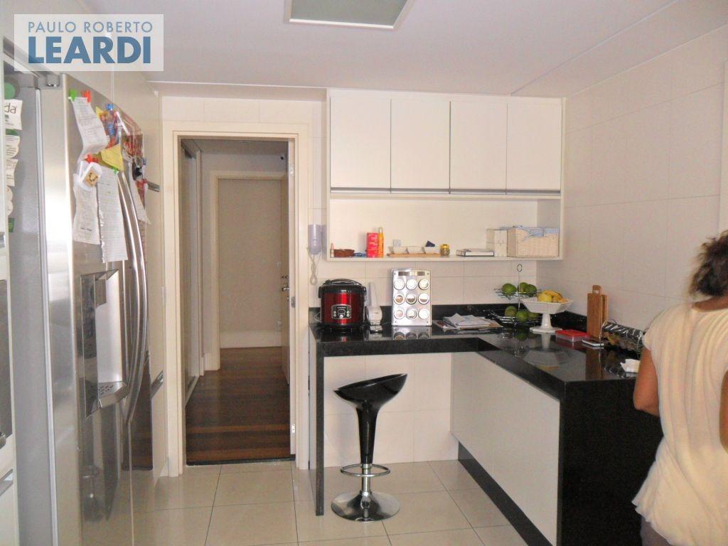 apartamento alto da boa vista  - são paulo - ref: 459960
