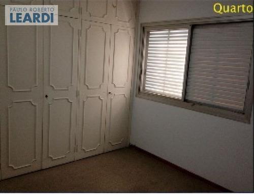 apartamento alto da boa vista  - são paulo - ref: 464611