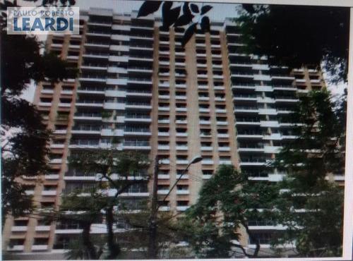 apartamento alto da boa vista  - são paulo - ref: 467937