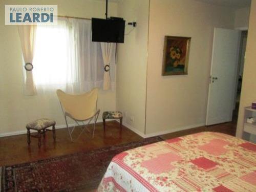 apartamento alto da boa vista  - são paulo - ref: 471543
