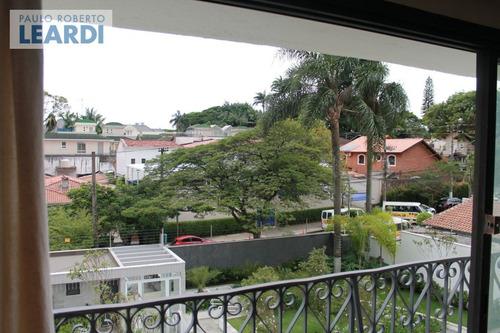 apartamento alto da boa vista  - são paulo - ref: 490018
