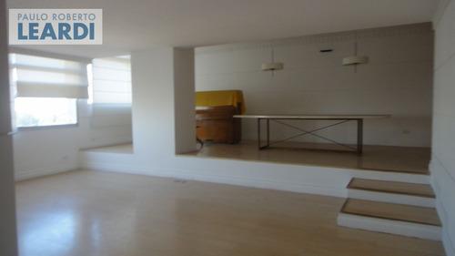 apartamento alto da boa vista  - são paulo - ref: 506418