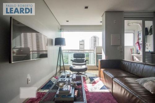 apartamento alto da boa vista  - são paulo - ref: 531717