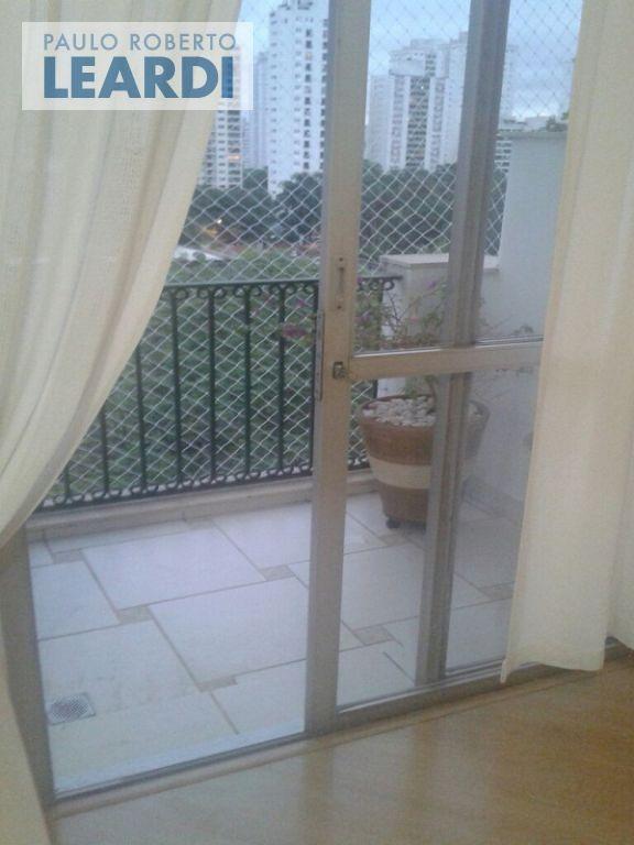 apartamento alto da boa vista  - são paulo - ref: 540781