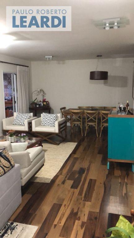 apartamento alto da boa vista  - são paulo - ref: 546391