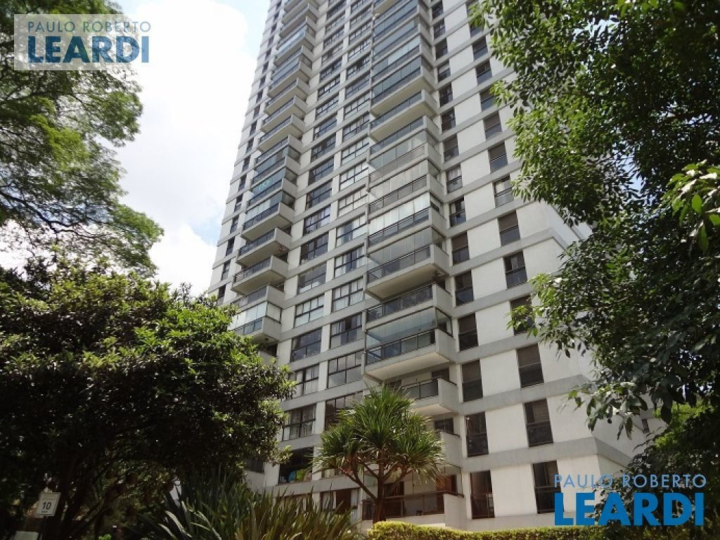 apartamento - alto da boa vista  - sp - 556071