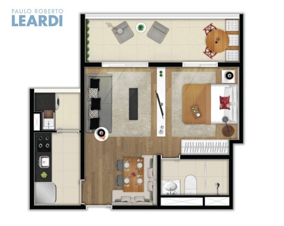 apartamento alto da lapa  - são paulo - ref: 511392