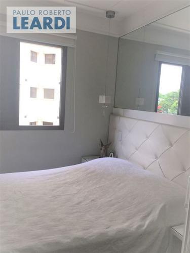 apartamento alto da lapa  - são paulo - ref: 551011