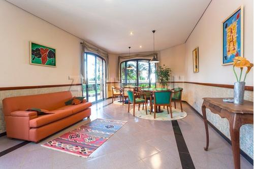 apartamento - alto de pinheiros - ref: 112844 - v-112844