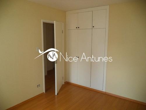 apartamento alto de santana com 3 dormitórios e 1 vaga. - na8235