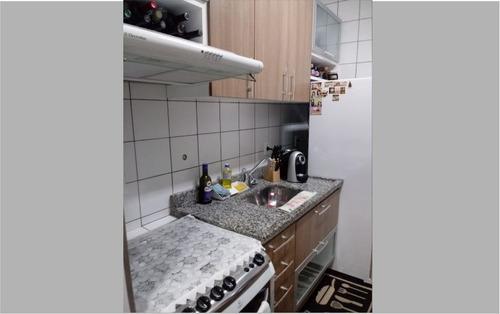apartamento alto do jupiá 2 dormitório ref 6412