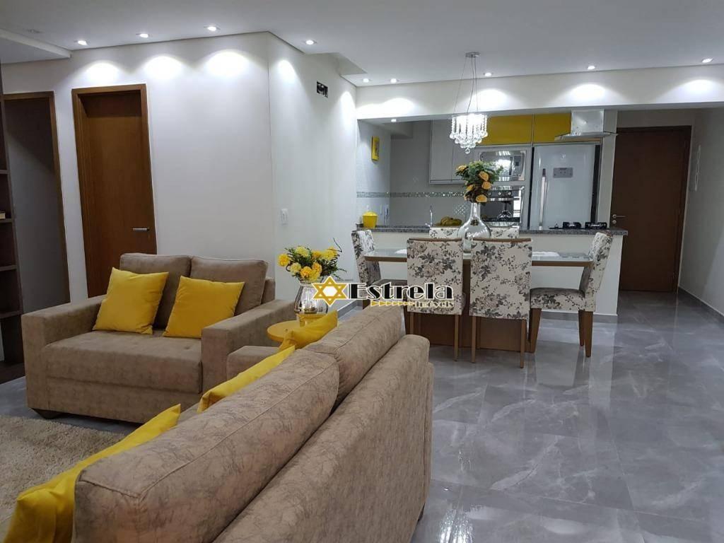 apartamento alto padrao frente mar em praia grande- permuto por apartamento em balneário camboriú - ap9792