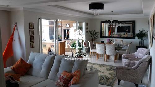 apartamento alto padrão 137m² 4 dormitórios 1 suite 2 vagas