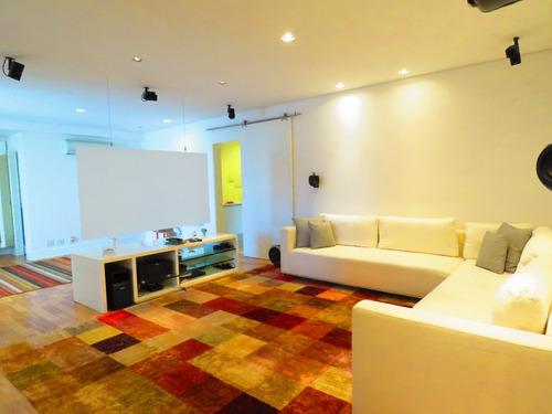apartamento alto padrão 166m² 2 dormitórios 2 suítes 4 vagas