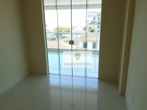 apartamento alto padrão 3 quartos, costazul, rio das ostras. - ap0365