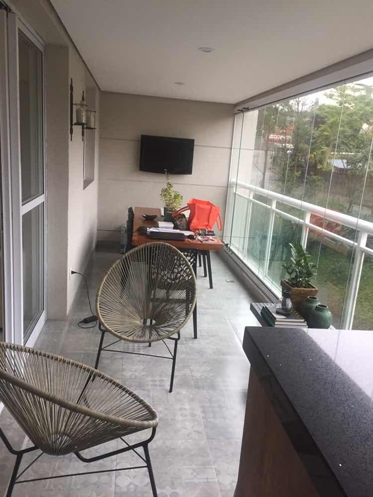 apartamento alto padrão 3 suítes mobíliado