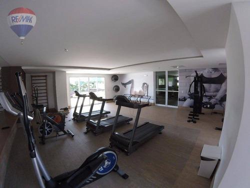 apartamento alto padrão bezerra de menezes - varandas do bosque - c. rolim engenharia - ap0112