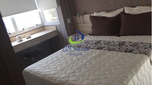 apartamento alto padrão centro de santo andré - 5089