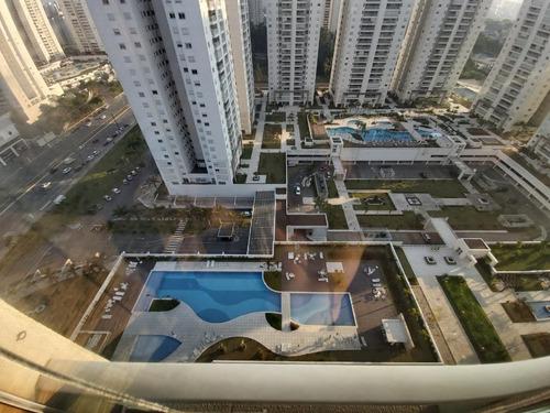 apartamento alto padrão - centro - são bernardo do campo - ap55198