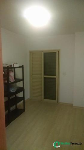 apartamento alto padrão com 4 dormitórios com 2 suítes. - 527