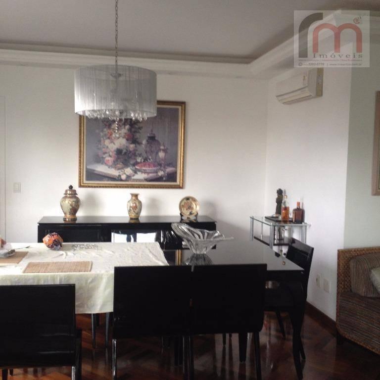 apartamento alto padrão, de frente à venda, vila rica, santos. - codigo: ap1799 - ap1799