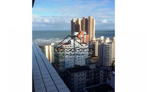 apartamento alto padrão na guilhermina em praia grande