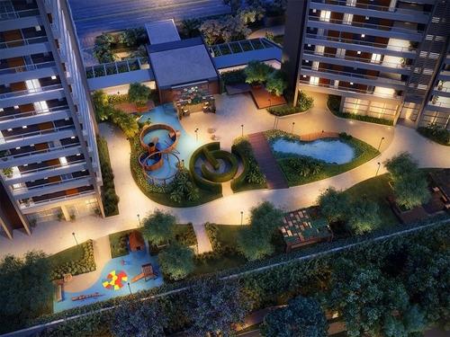 apartamento alto padrão na lapa, 157 m², 03 vagas 04 dorms,