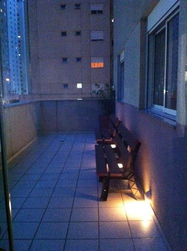 apartamento alto padrão no belém - 3 dorm (1 suíte)  2 vagas