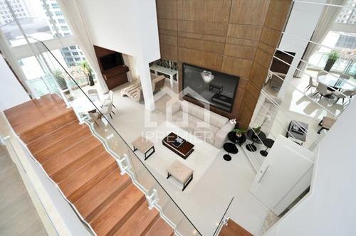 apartamento alto padrão no brooklin - ab2867