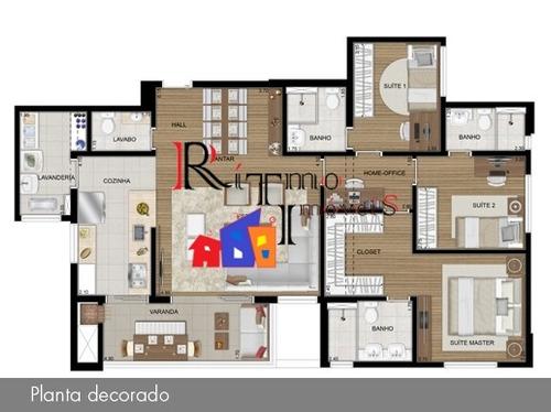 apartamento alto padrão no cabral 4 dormitórios 2 vagas - 3
