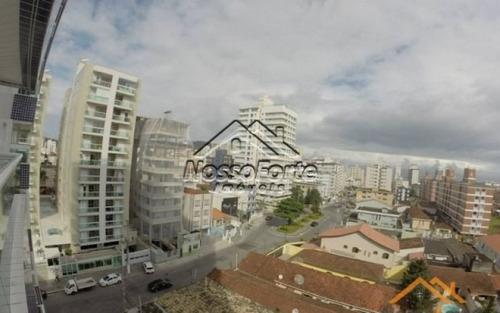 apartamento alto padrão no canto do forte em praia grande