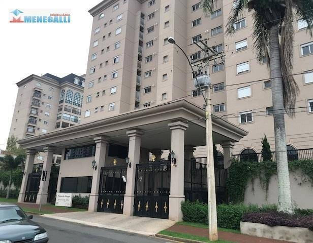 apartamento alto padrão no centro da cidade - - condomínio praças da frança - ap0358