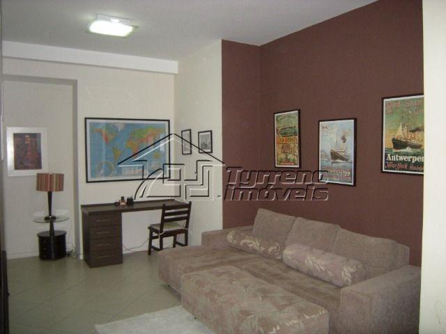 apartamento alto padrão no jardim aquarius - 216 m²