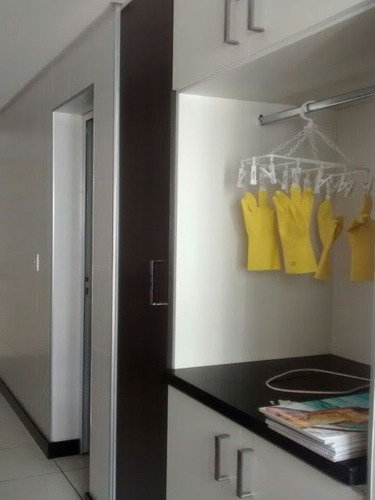 apartamento alto padrão no residencial campos elísios - 4349