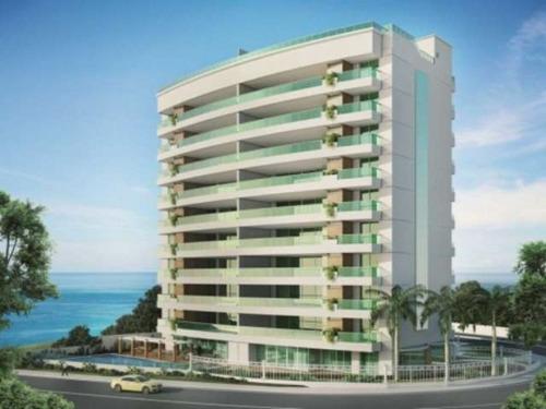 apartamento alto padrão  ondina suites novo - te394 - 3054934