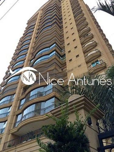 apartamento alto padrão, ótima localização próximo ao metrô santana. - na4165