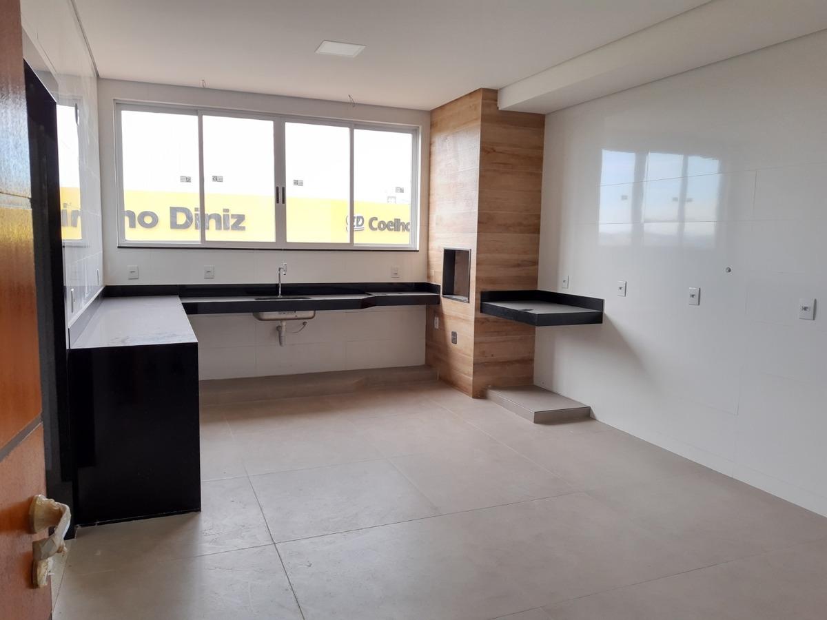 apartamento - alto padrão, para venda em ipatinga/mg - imob727
