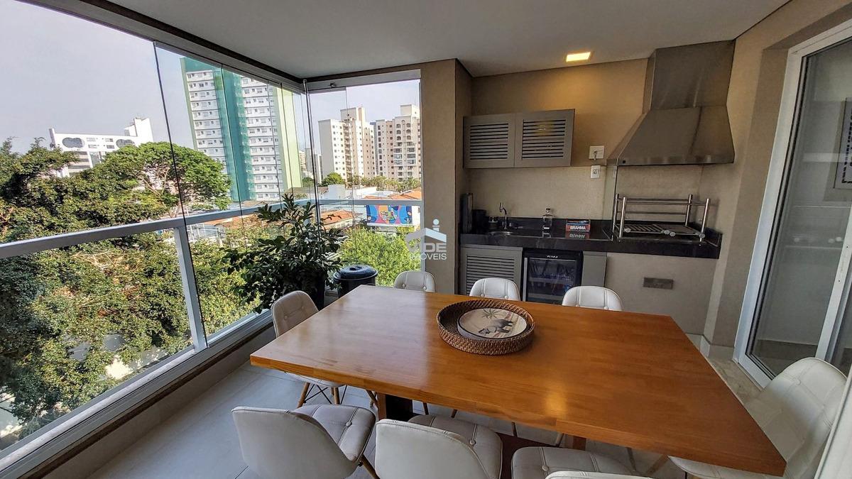 apartamento alto padrão para venda no cambuí em campinas - ap09733 - 34474718