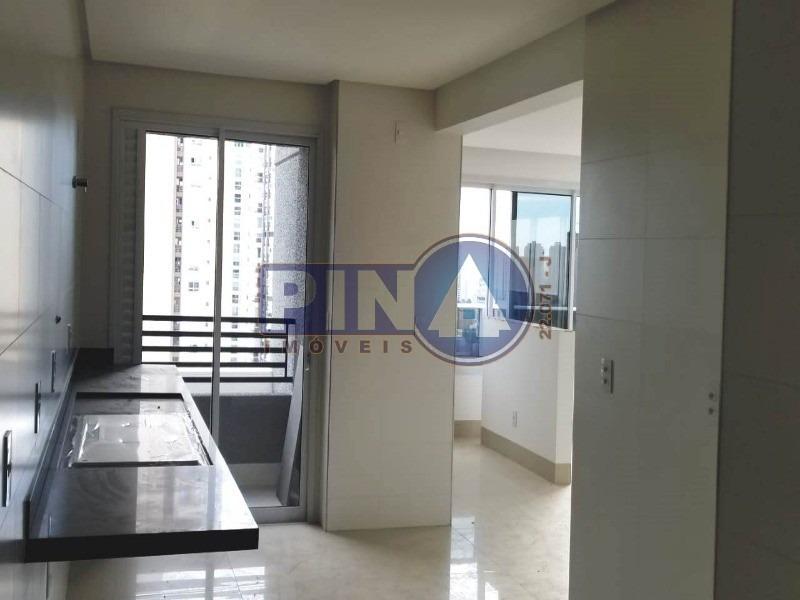 apartamento alto padrão, setor bueno, goiânia/go - ap00494 - 34086034