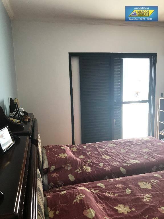 apartamento alto padrão à venda e locação, sorocaba. lazer completo. - ap2066
