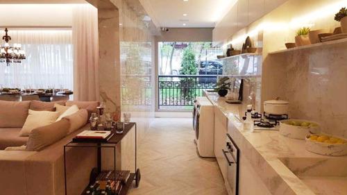 apartamento alto padrão à venda em chácara santo antônio - liv-2592