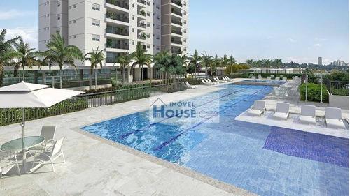 apartamento alto padrão à venda, morumbi, são paulo. - ap0078