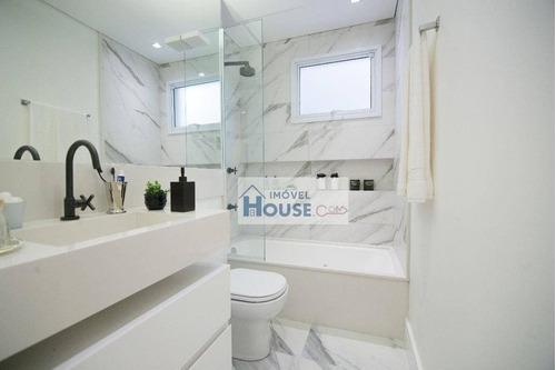 apartamento alto padrão à venda, morumbi, são paulo. entrega março/2020 - ap0082
