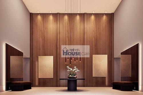 apartamento alto padrão à venda, pinheiros, são paulo. entrega março/21 - ap0197