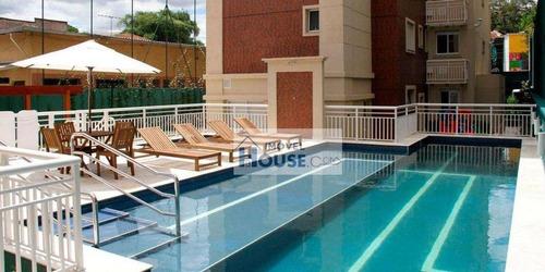 apartamento alto padrão à venda, vila mariana, são paulo. - ap0185