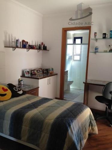 apartamento alto padrão - vila bastos - santo andré. - ap0569