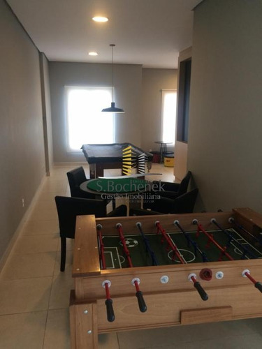 apartamento / aluguel com 51 metros quadrados em vila butantã - sp - sb51