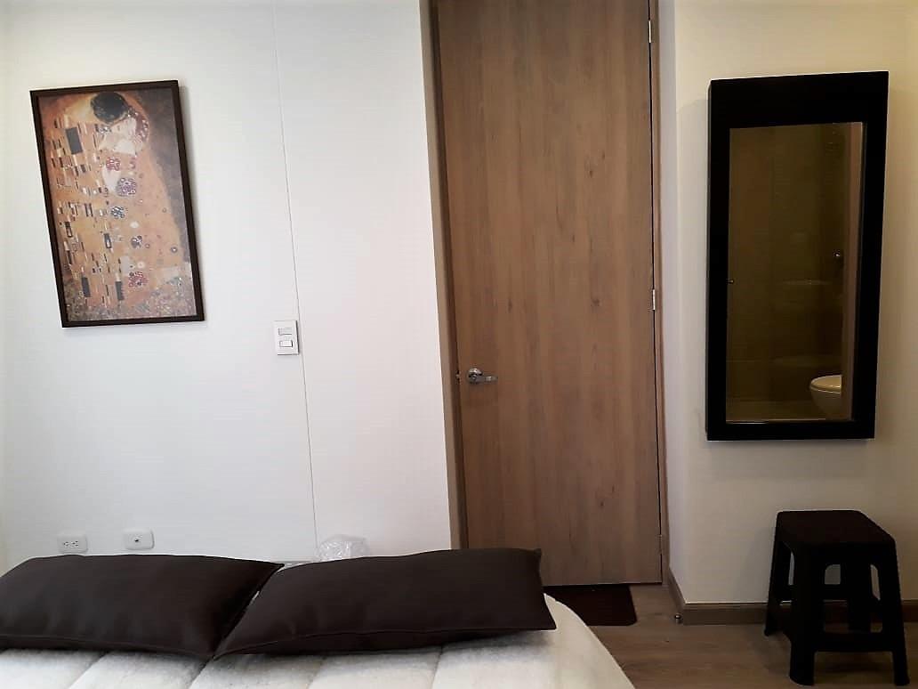 apartamento amoblado calle 100