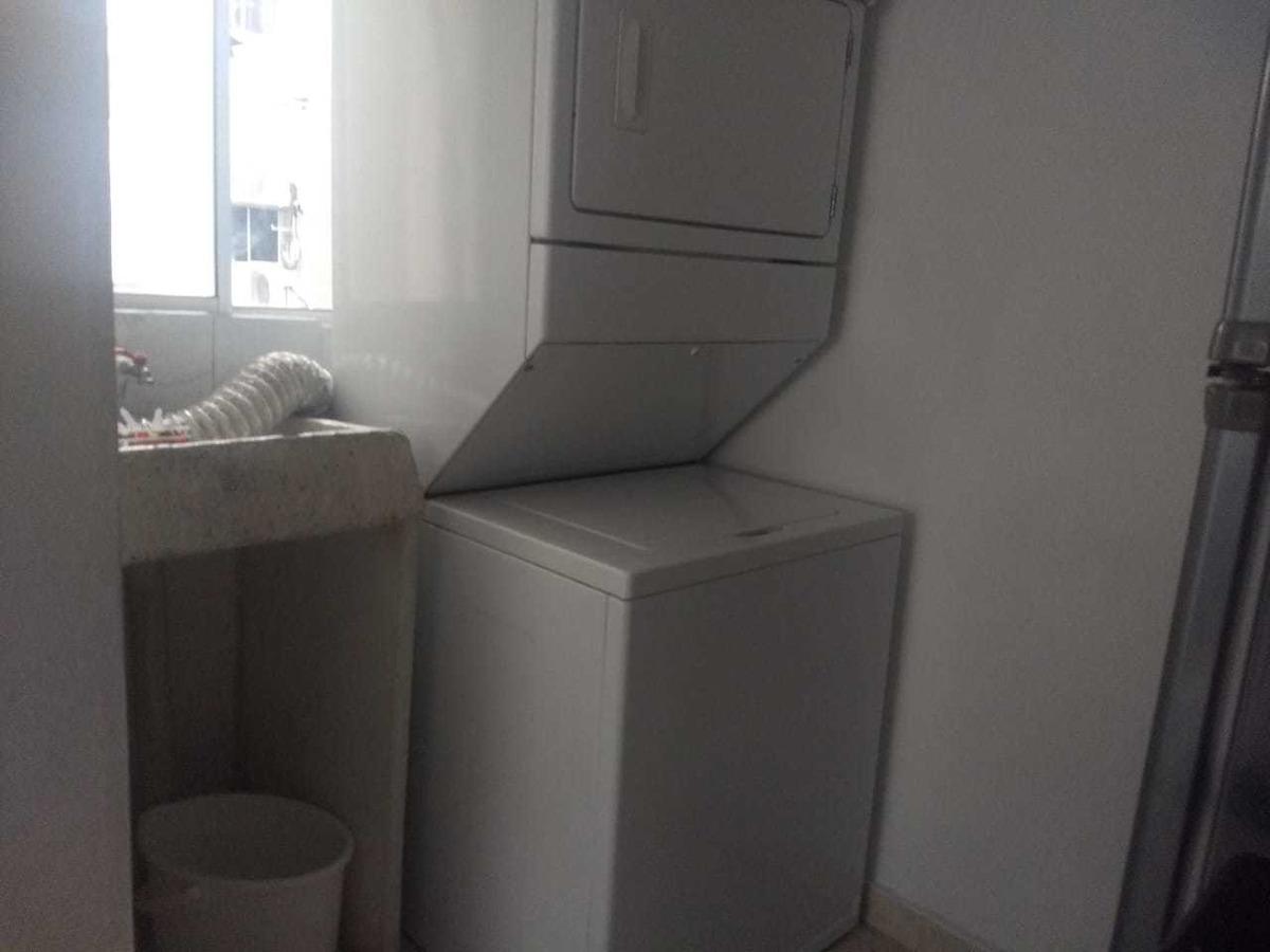 apartamento amoblado con 3 habitaciones