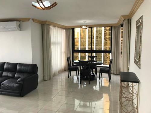 apartamento amoblado en alquiler en av balboa 19-8461 emb